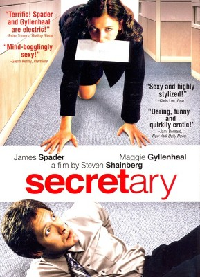Secretary (Repackaged New Artwork) (DVD)
