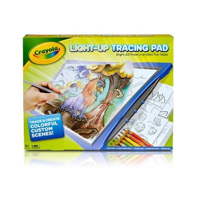 Crayola Light Up Tracing Pad Blue
