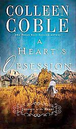 A Heart's Obsession - (Journey of the Heart) by  Colleen Coble (Paperback)