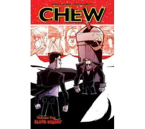 Chew 10 : Blood Puddin' (Paperback) - image 1 of 1