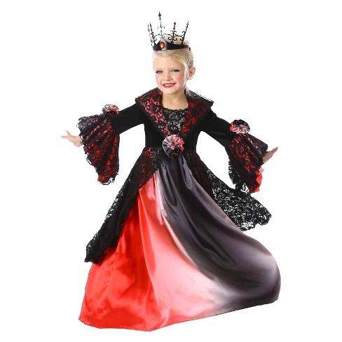 Kids Vampire Halloween Costume Ombre Target