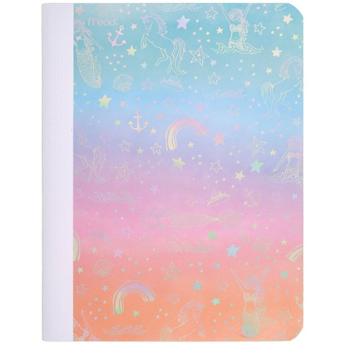 Mead Fairytale Icons Wide Ruled Composition Notebook - image 1 of 4