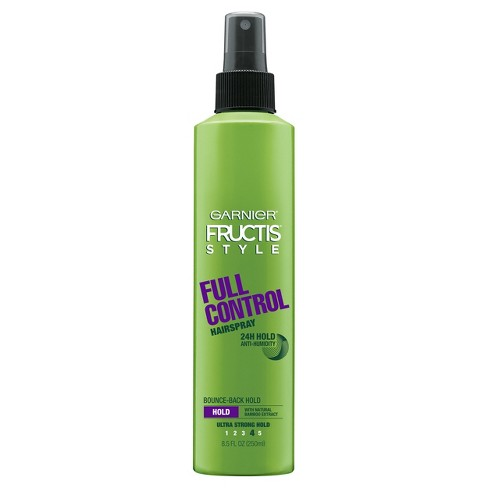 Garnier Fructis Style Bounce Back Hold Full Control Hairspray - 8.5 fl oz - image 1 of 2