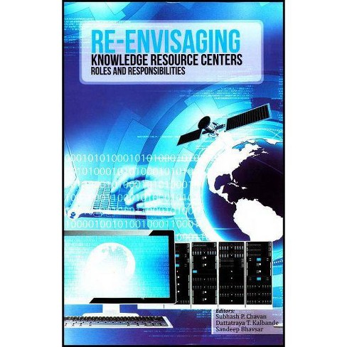 Re-Envisaging Knowledge Resource Centers - (Hardcover) - image 1 of 1
