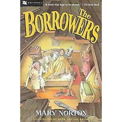 Borrowers Reissue School And Library Mary Target