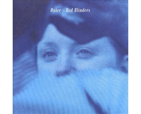 Hater - Red Blinders (CD) - image 1 of 1