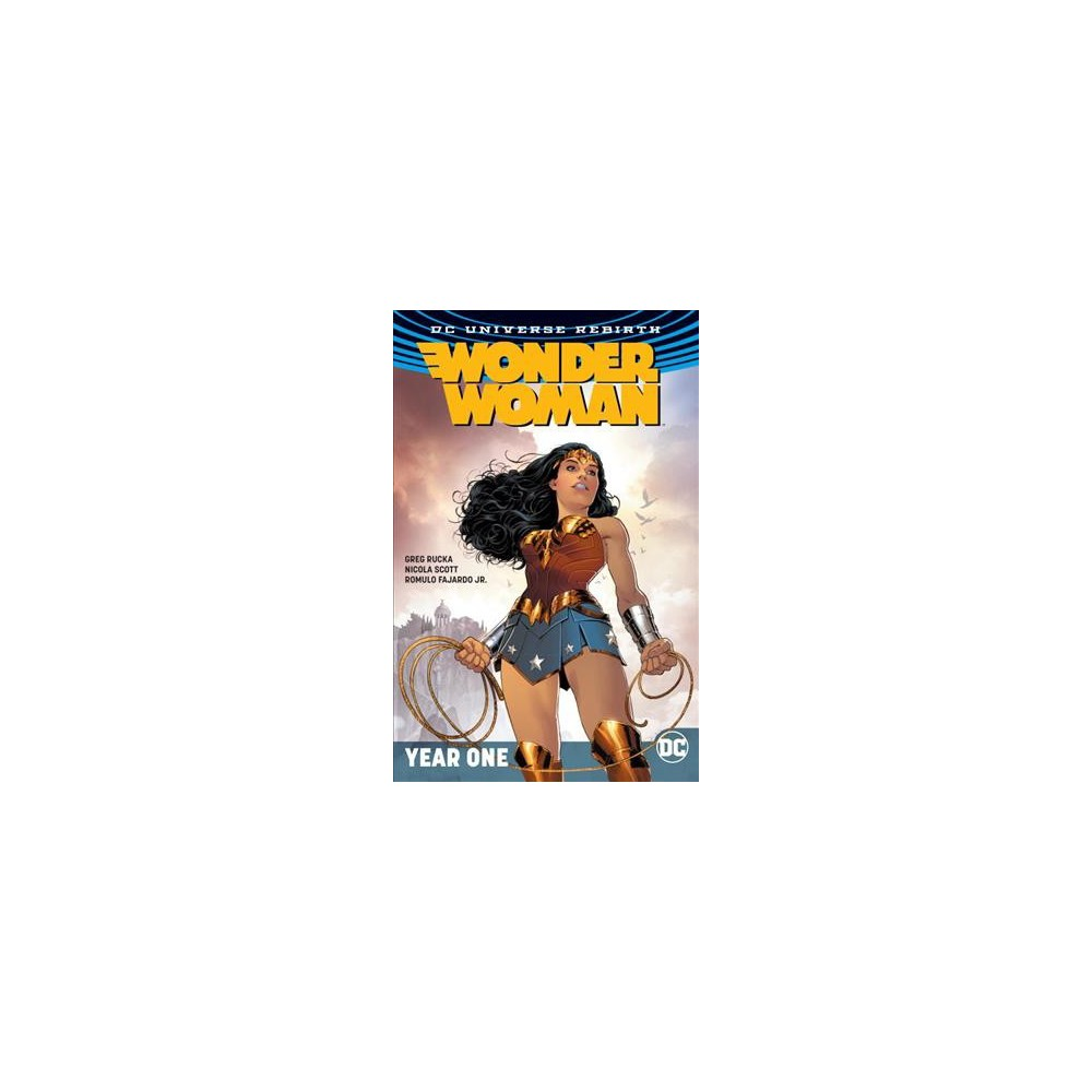 Wonder Woman 2 : Year One (Paperback) (Greg Rucka)