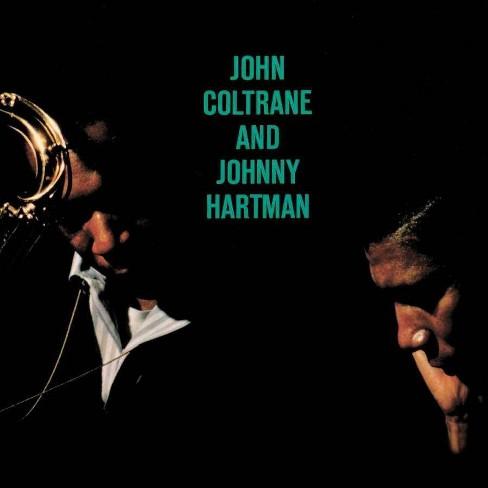 John Coltrane - John Coltrane & Johnny Hartman (Vinyl) - image 1 of 1