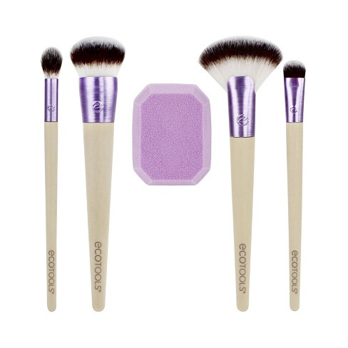 Limited Edition EcoTools Find Your Balance Brush Kit - 5pc - image 1 of 4