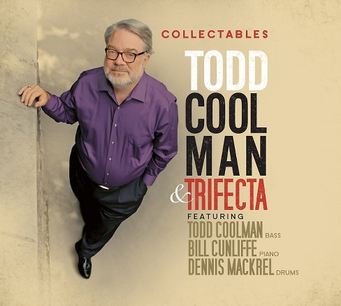 Todd Coolman - Collectables (CD) - image 1 of 1
