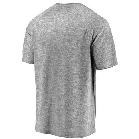 63b1b9812 NBA Minnesota Timberwolves Men s Level Up Gray Striated T-Shirt   Target