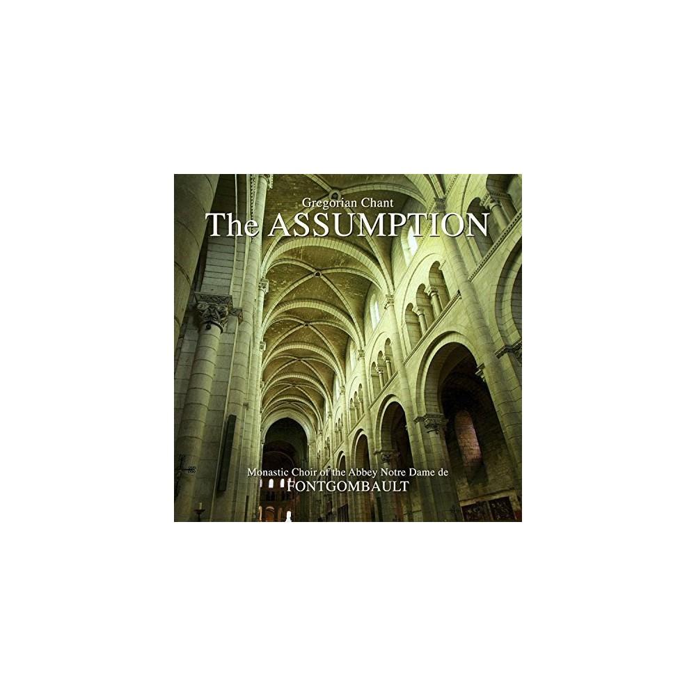 Monastic Choir Of Th - Assumption (CD)