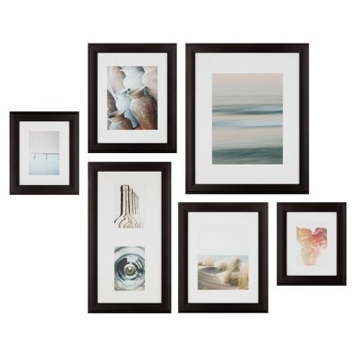 6pc Traditional Gallery Kit Black - Instapoints