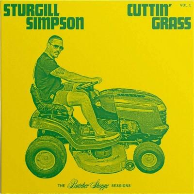 Sturgill Simpson - Cuttin' Grass (Vinyl)