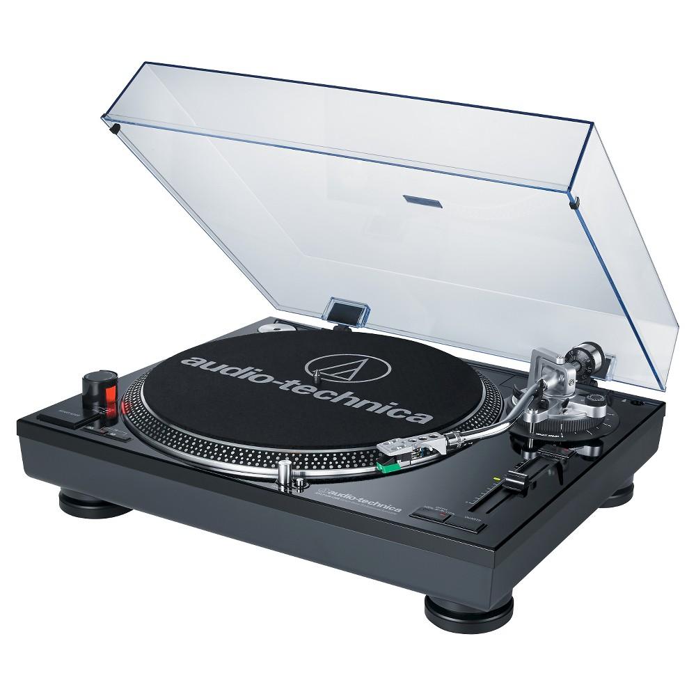 Audio Technica ATLP120USB Direct Drive Professional Usb Turntable - Black