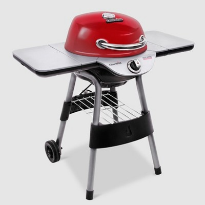 Char-Broil TRU-Infrared Patio Bistro Electric Grill 17602047 - Red