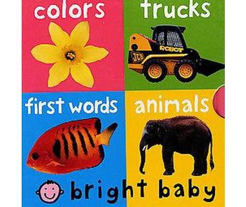 Bright Baby (Hardcover) (Roger Priddy) - image 1 of 1