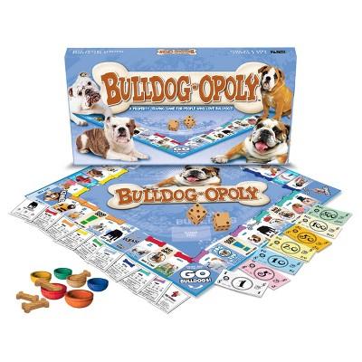 Bulldog opoly Game