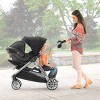 Chicco Bravo for 2 Double Stroller - Iron - image 2 of 4