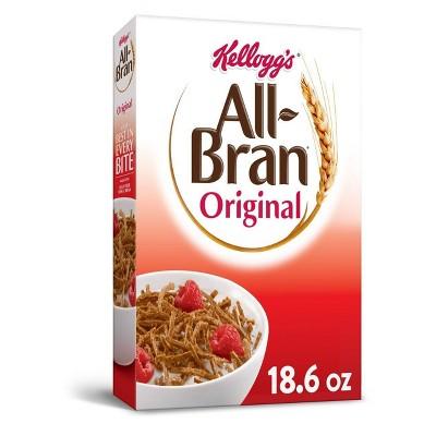 All-Bran Breakfast Cereal - 18.6oz - Kellogg's