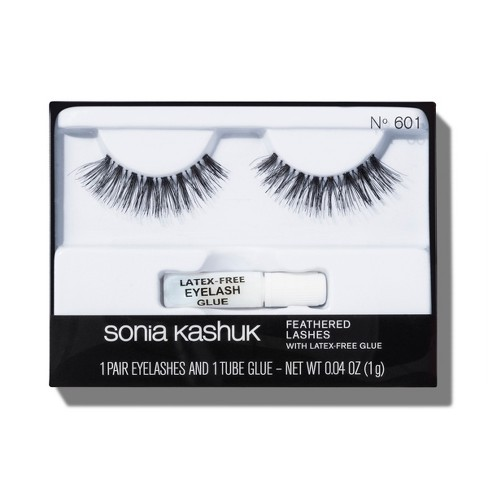 Sonia Kashuk™ Feathered False Eyelashes - 1 Pair - image 1 of 1