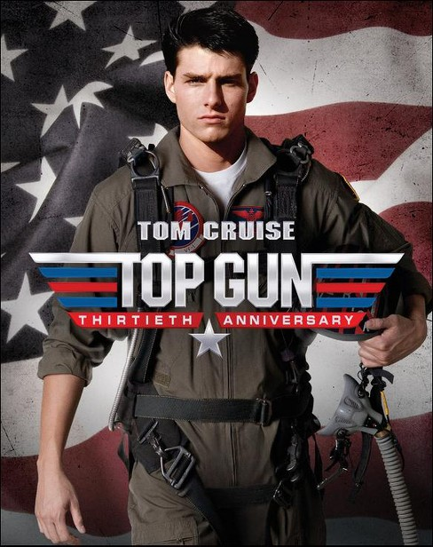 Top Gun 30th Anniversary Edition (Blu-Ray/DVD + Digital) - image 1 of 1