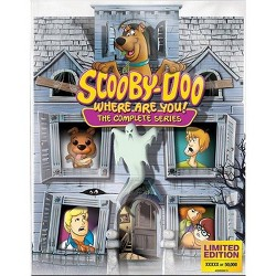 Scooby-Doo Where Are You? The Complete Series (Blu-ray)