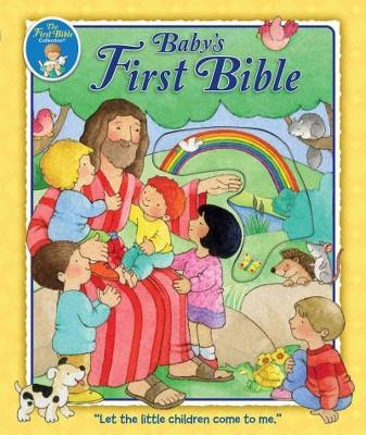 Baby's First Bible (Hardcover)(Sally Lloyd-Jones)
