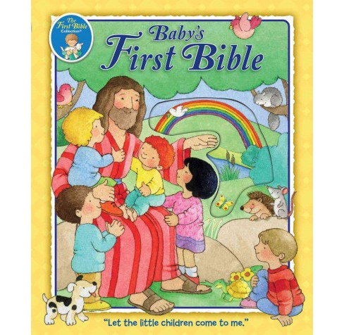 Baby's First Bible (Hardcover) (Sally Lloyd-Jones) - image 1 of 1