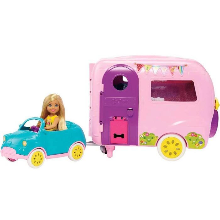 Barbie Chelsea Camper Playset - image 1 of 6