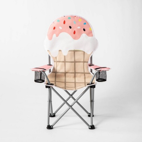 Wondrous Kids Chair Ice Cream Sun Squad Andrewgaddart Wooden Chair Designs For Living Room Andrewgaddartcom