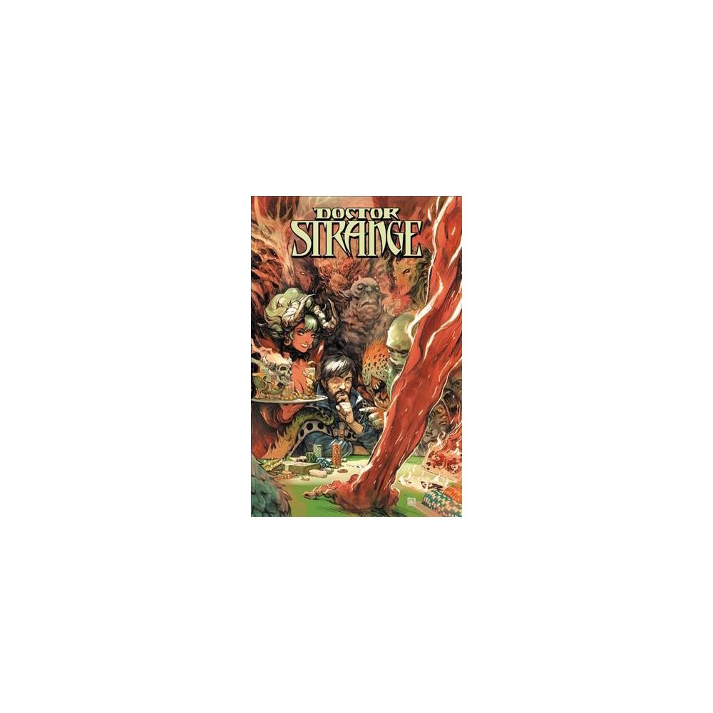 Doctor Strange 2 : City of Sin - (Doctor Strange) by Donny Cates (Paperback)