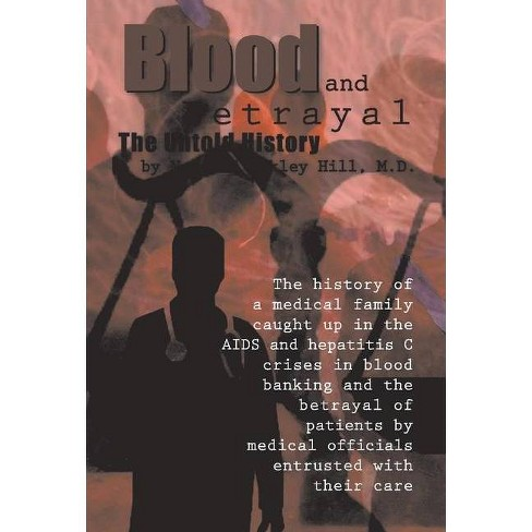 Blood and Betrayal - by  Norwood Oakley Hill (Hardcover) - image 1 of 1