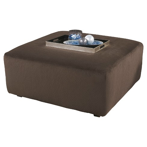 Jessa Place Oversized Accent Ottoman - Signature Design by Ashley - image 1 of 3