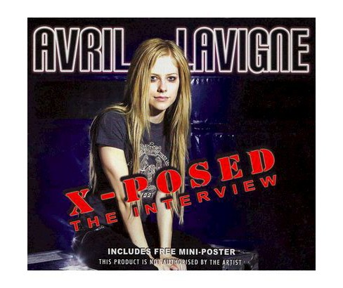 Avril lavigne - X posed:Interview avril lavigne (CD) - image 1 of 1