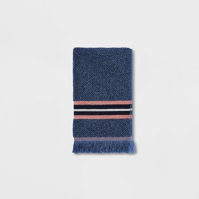Woven Multi Striped Hand Towel - Threshold™
