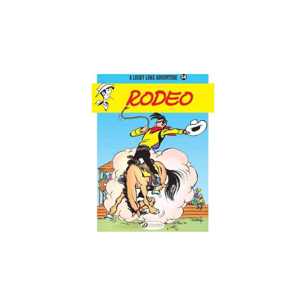 Lucky Luke 54 : Rodeo (Paperback) (Morris)