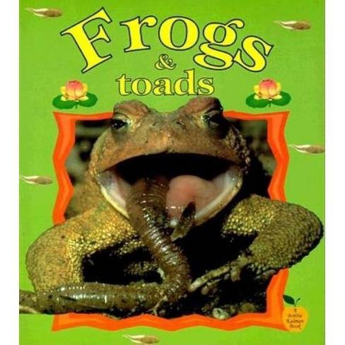 Frogs & Toads - (Crabapples) by  Bobbie Everts Kalman (Paperback) - image 1 of 1