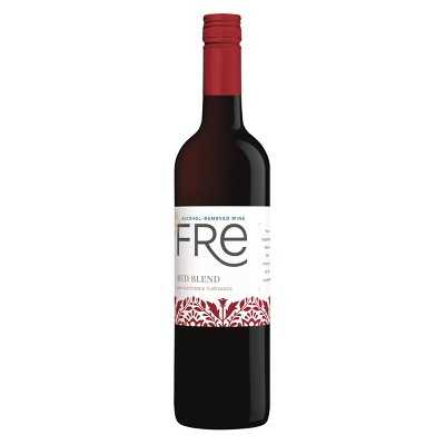 FRE Alcohol-Free Premium Red Blend - 750ml Bottle