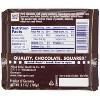 Ritter Sport Dark Chocolate with Whole Hazelnuts Chocolate Bar - 3.5oz - image 2 of 3