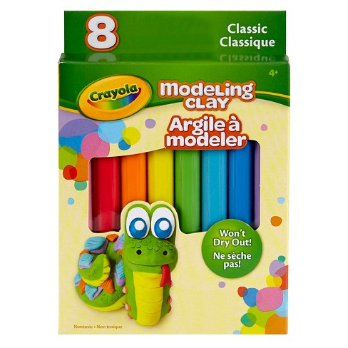 Crayola® Modeling Clay 8ct - image 1 of 3