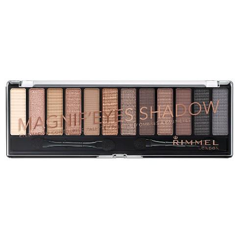 Rimmel Magnifeyes Eyeshadow Palette 001 Nude Edition Eye