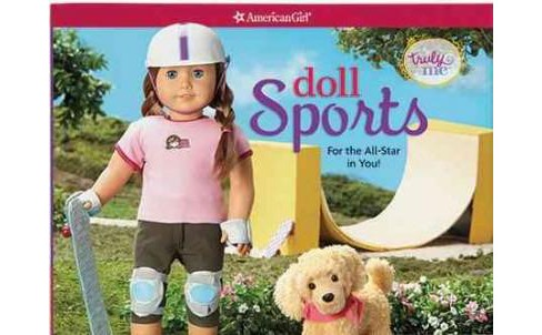 Doll Sports : For the All-Star in You! (Paperback) - image 1 of 1