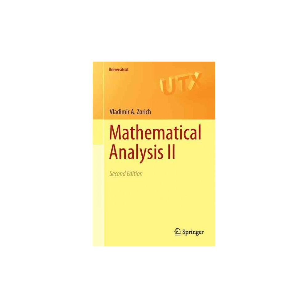 Mathematical Analysis (Vol 1) (Hardcover) (Vladimir A. Zorich)