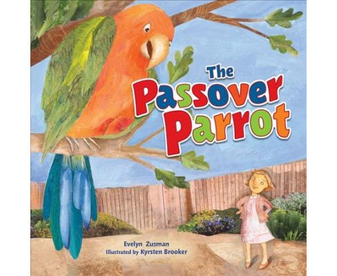 Passover Parrot -  Revised by Evelyn Zusman (School And Library) - image 1 of 1