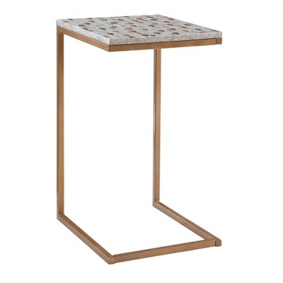Priscille Accent C Table - Linon