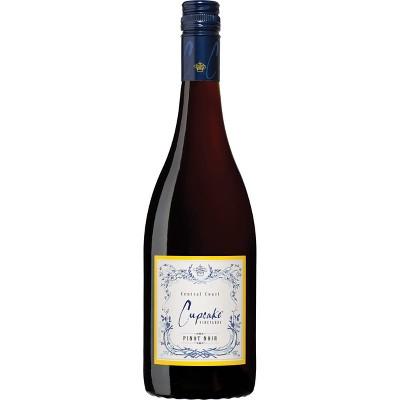 Cupcake Pinot Noir Red Wine - 750ml Bottle