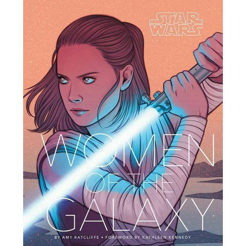 Star Wars: Women of the Galaxy (Star Wars Character Encyclopedia, Art of Star Wars, Scifi Gifts for - image 1 of 1
