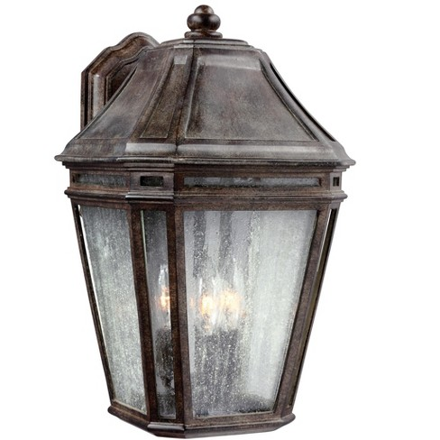Generation Lighting Londontowne 3 light Weathered Chestnut Outdoor Fixture OL11302WCT - image 1 of 1