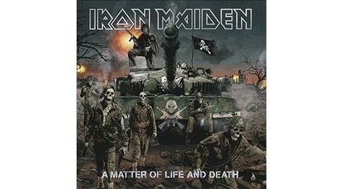 Iron Maiden - Matter Of Life And Death (Vinyl) - image 1 of 1